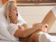 Grace C masturbation scene
